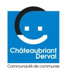Logo Communauté de Communes Châteaubriant - Derval