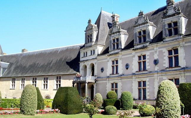 Le château de Chateaubriand