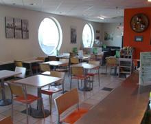Cafétéria Le-bistro du Marché Intermarché