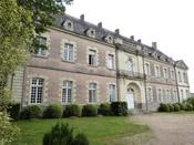 L'abbaye de Melleray bâtiment