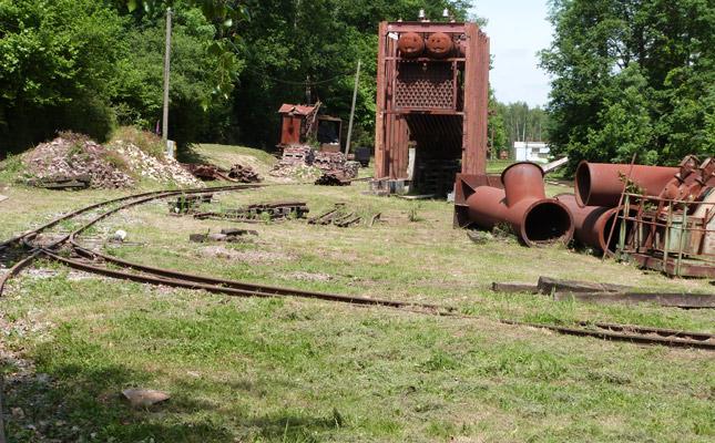 Les Mines de la Brutz