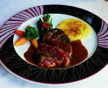 assiette spécialité Chateaubriant