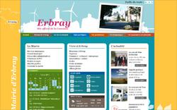 site internet d'Erbray