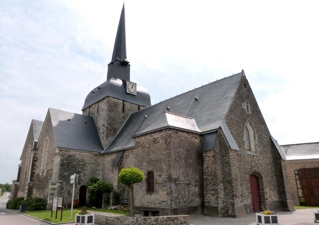 Eglise St-Jouin