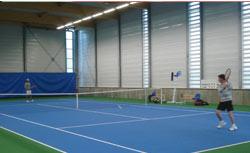 Halles tennis