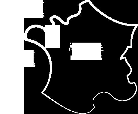 Carte du Pays de Châteaubriant