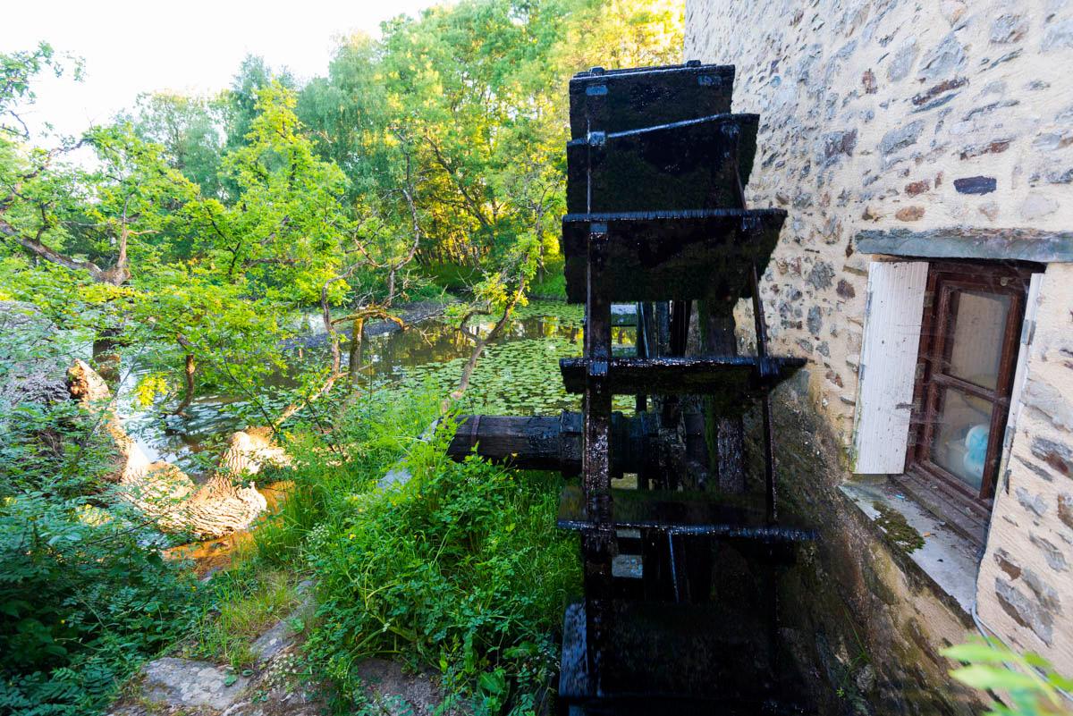 Randonnée en bretagne à Châteaubriant